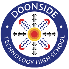 Doonside Technology High School logo